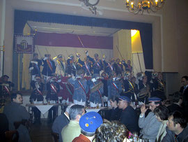 Reaktivierungskomers der Flavia Lambach, 2002