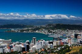 Wellington (Nouvelle Zélande)