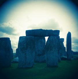 Mystische Steine - eigene Aufnahme!