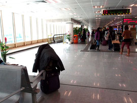 九龍のフェリーターミナル