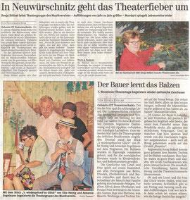 Freie Presse v. 25.10.04
