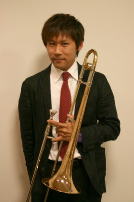関山博史(Trombone)
