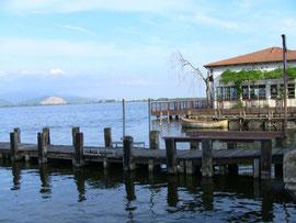 いつか行ってみたい湖上レストラン