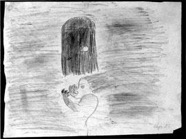 ラーヤさんが描いた絵