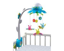 Недорогая вертушка-карусель над кроваткой для новорожденного ребенка