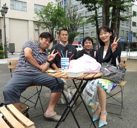 古賀先生、菅野先生、高橋先生