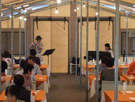 昨年のハッピーレストラン'2011