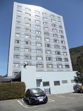 斎藤ホテルです。