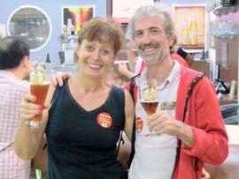 Brigitte Matt und Gerd Haneder