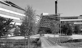 LVA Landesversicherungsanstalt, Behnisch und Partner Freie Architekten BDA