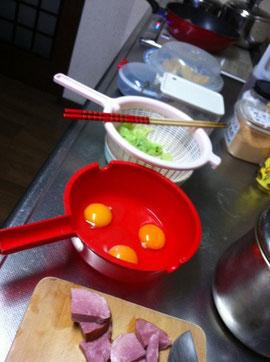 高2の娘のお弁当準備