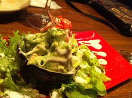 サクマルアボガドのサラダ