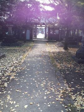 筑後市玉垂神社