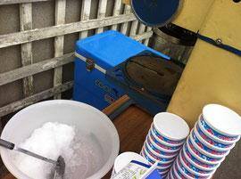 かき氷メーカー