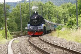 Einfahrt Baden Oberstadt
