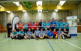 Die Teilnehmer in Walldorf