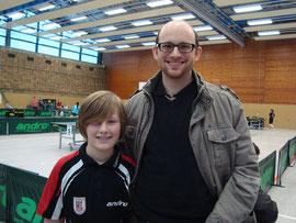Levi und sein Coach