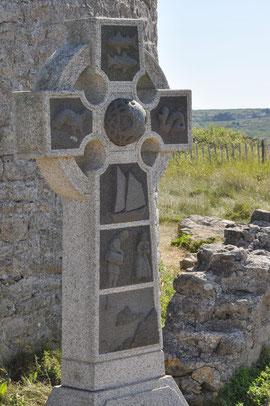 Kreuz am Ponte du Raz