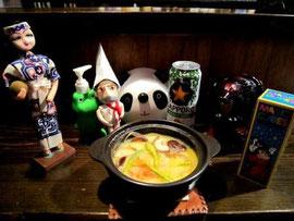 この写真をクリックで、ブータン鍋レシピが見れますよ~
