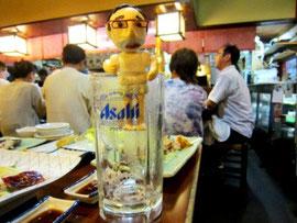 生ビール(大)¥800