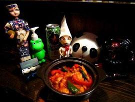 土鍋で世界の鍋料理 ジンバブエ編
