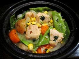 今夜はチリの鍋、カスエラ