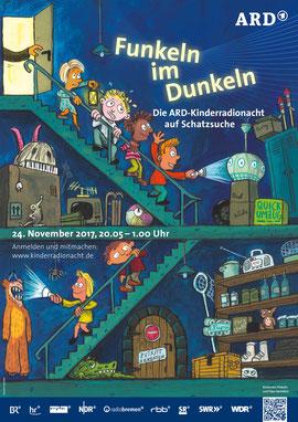 Plakat: kinderradionacht.de