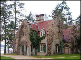 Washington Irving House, maison de l'auteur de la vie de Washington