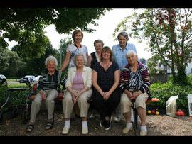 Die Diakonie-Seniorengruppe (Foto: Ludwig-Hartmann)