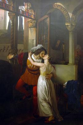 HAYEZ - Romeo e Giulietta