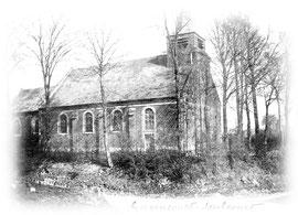 L'église de Guyencourt avant la première guerre mondiale