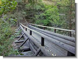 Escaliers du Sentier de l'abricot