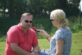 Daniel Dettke im Interview mit Annika Mergelhemm von REL