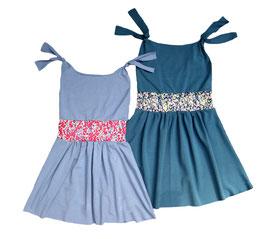 Kinderkleider für kleine Mädchen jetzt auch bei feenkleid...