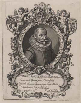 Balthasar Rüffer III. wurde am 20. August 1635 zum Reichsvogt gewählt