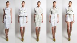Modedesign aus Prag