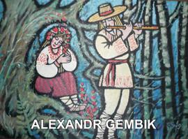 galerie time Vernissage Alexandr Gembik