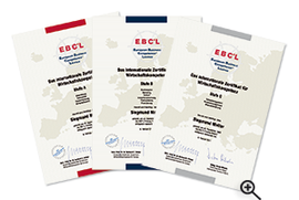 The EBC*L Certificates, Level A, B and C