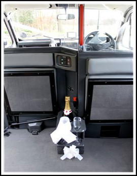 Wedding Car Champagne Facilities