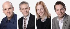 Das jungliberale Team für die Ulmer Gemeinderatswahl