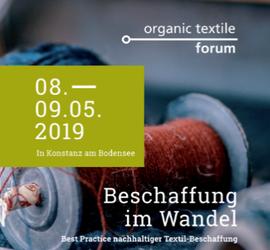 Weihnachtsgeschenke Forum.Organic Textile Journal 12 2018 Itfits Organic Textile Partner