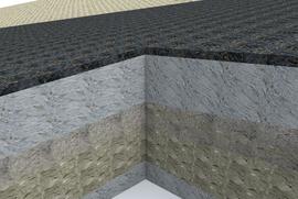 Geotechnisches Untergrundmodell