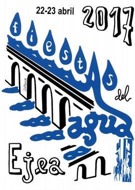 Fiestas en Ejea de los Caballeros Fiestas del Agua
