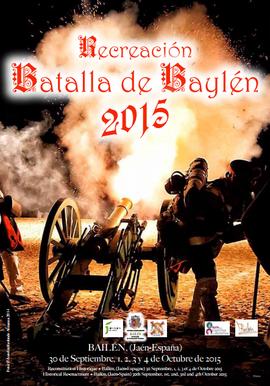 Recreación de la Batalla de Bailén 2015