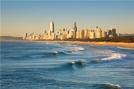 Surfers Paradise, Gold Coast, Southern Queensland