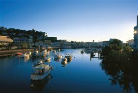 Hafen in Townsville