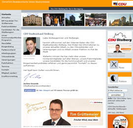 Die CDU setzt auf ein umfangreiches Angebot im Netz, während kleinere Gruppierungen mit knappen Formeln punkten wollen.