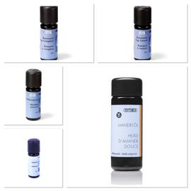 DIY Rezepte Aromatherapie ätherische Öle Mandelöl