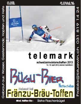Telemark Thun fraenzubraeu belp