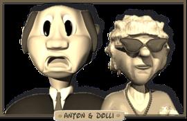 Geschichten der Camper Anton und Dolli